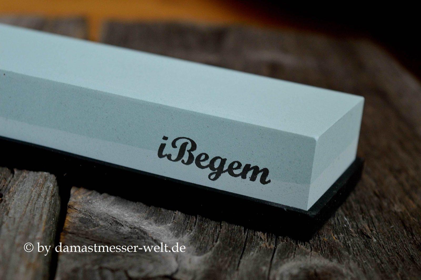 IBegem Schleifstein für Damastmesser 400_1000