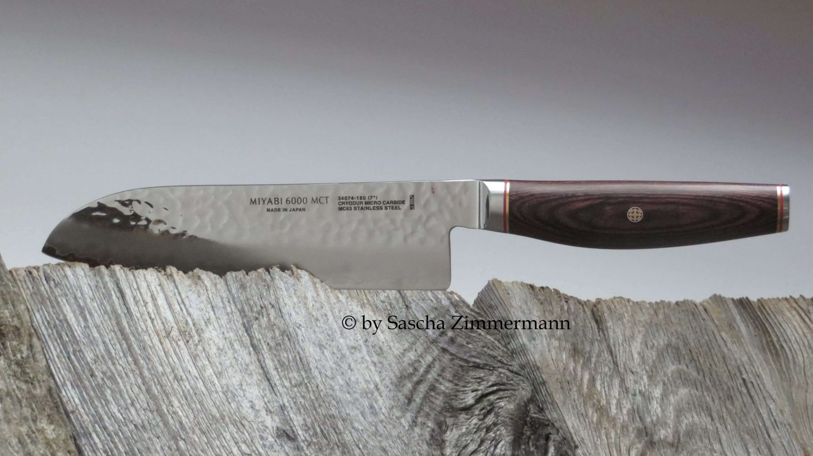 Miyabi Santoku Damastmesser 15 18cm